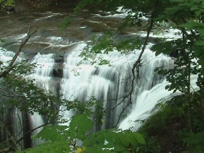 白扇の滝 6